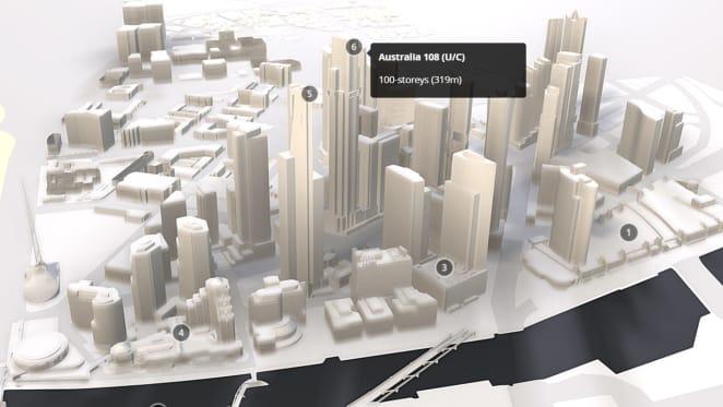 Urban.com.au's 3D model is evolving