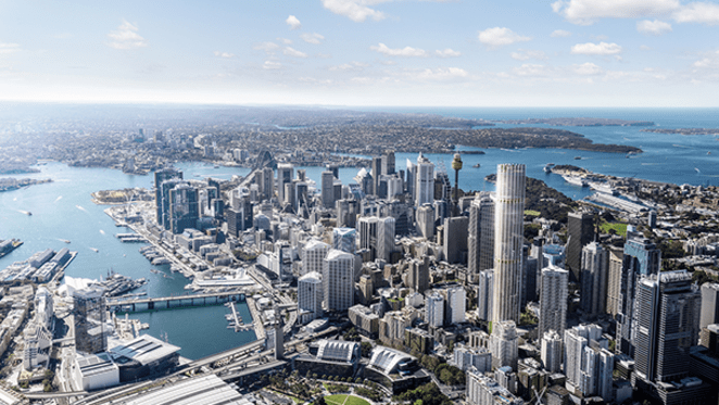 Sydney's 505 George Street scoops up international award in Cannes