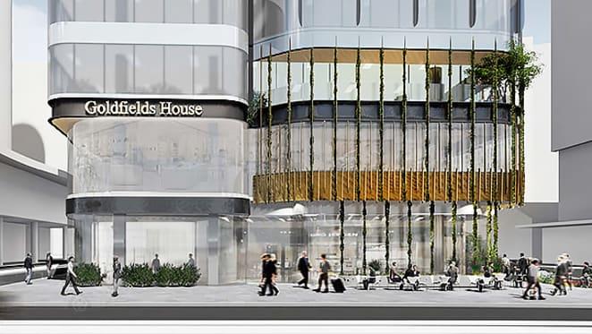 Goldfields and COX reboot 627 Chapel Street