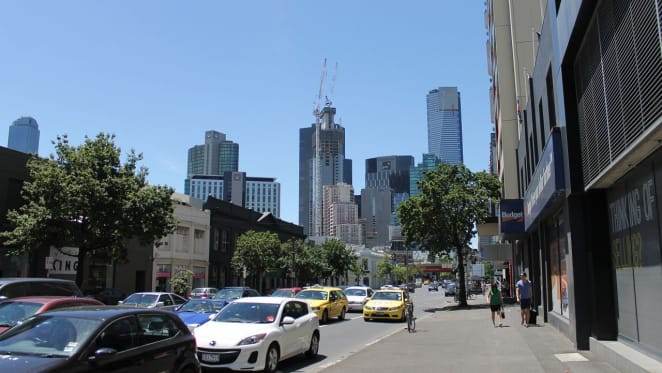 City of Melbourne wants people to share their City Road experiences