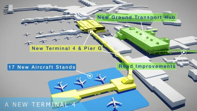 Melbourne Airport says design your own terminal