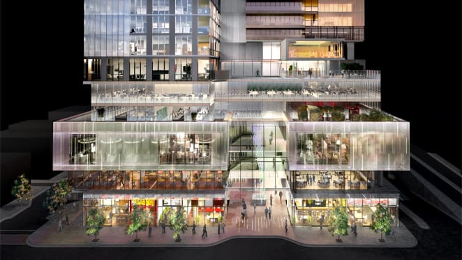 Imperial Doncaster starts construction, Sovereign Square unveiled
