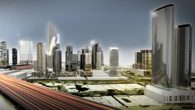 All Fishermans Bend proposals headed for mass approval?