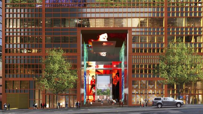 Très Bien! Atelier Jean Nouvel/Architectus and Sterling Global on 383 La Trobe Street (part one)