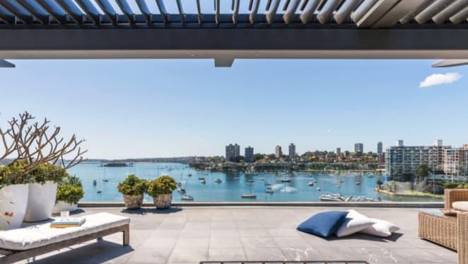 Billyard Gardens, Elizabeth Bay penthouse sold for record price