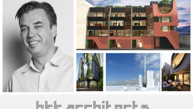 Discussing apartment living with BKK's Simon Knott