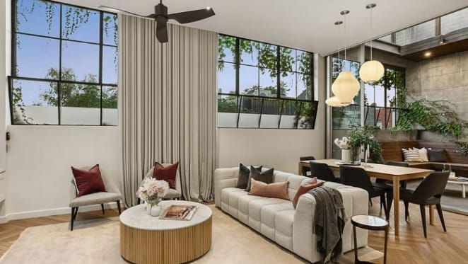 Prahran apartment from The Block 2014 resold for a profit