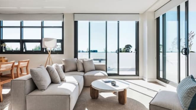 Discover the convenient amenities on offer in Wingate's Bloom Arncliffe apartments