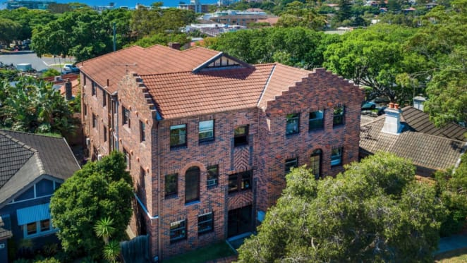 $7.1 million Bondi Beach whole apartment block sale
