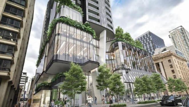 Charter Hall lists former Brisbane residential tower development site