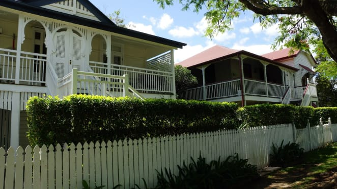 Brisbane's median house price hits record $720,000