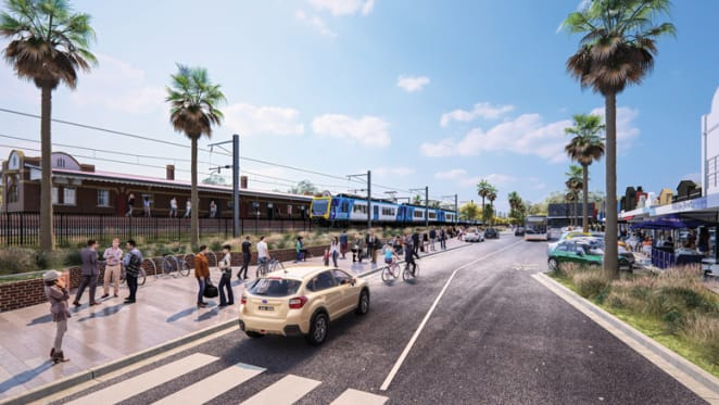 Essendon's turn for a construction blitz - major works to kick off on Buckley Street level crossing removal