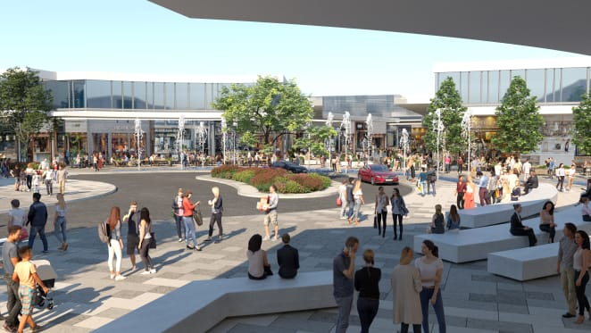 Walker Corp brings forward retail project at Riverlea master planned community outside Adelaide