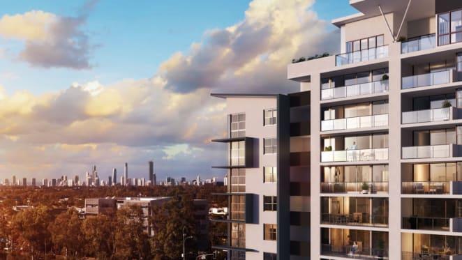 SPG Land Australia secure 50% sales at Robina's Brooke Residences