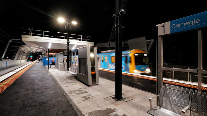 Extending RFI's Airtrain concept to the south-east