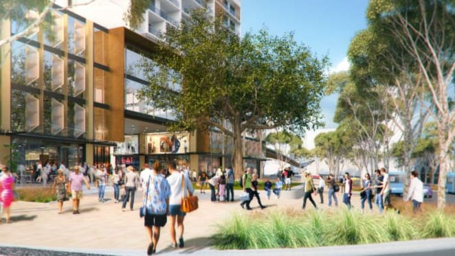 New town centre set for The Hills in Sydney's North-West