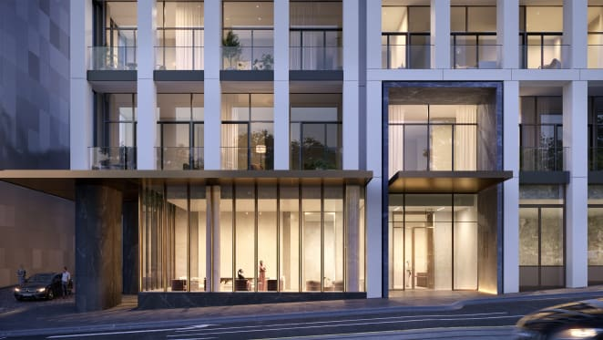 $12 million asking price for last apartment at 17 Spring St, Melbourne