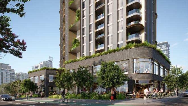 Heworth plans 25 storey Chatswood apartment tower