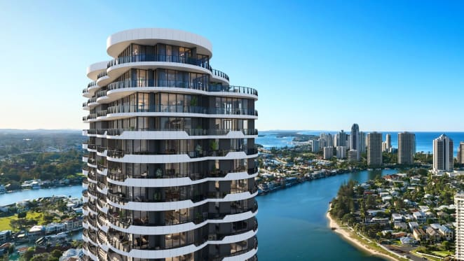 Why interstate investors are eyeing up luxury Surfers Paradise apartment tower Chevron One