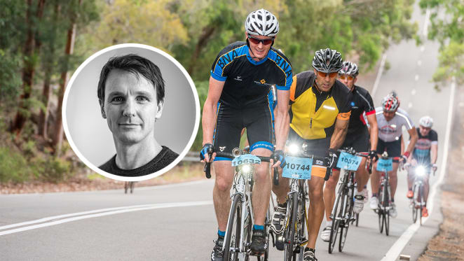 Bicycles Network Australia's Christopher Jones discusses the future of cycle-culture in Australia