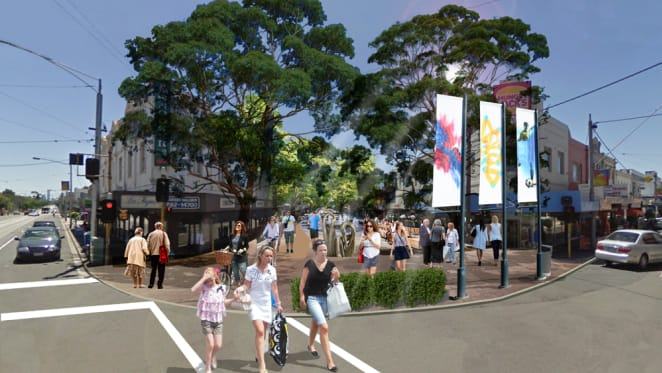 Could Camberwell junction be the area's new town square?