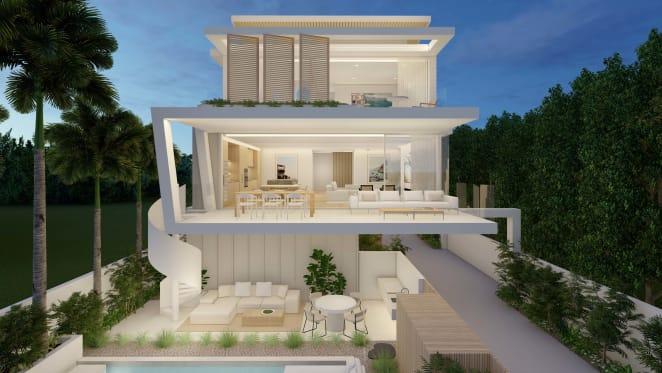 Building designer Paul Clout's next Noosa project