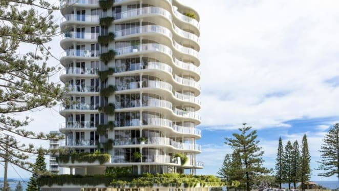 Paul Gedoun S&S Projects set for another Coolangatta apartment complex