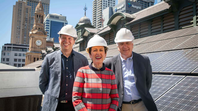 Sydney says goodbye to coal electricity powering city-owned buildings with $60 million green energy deal