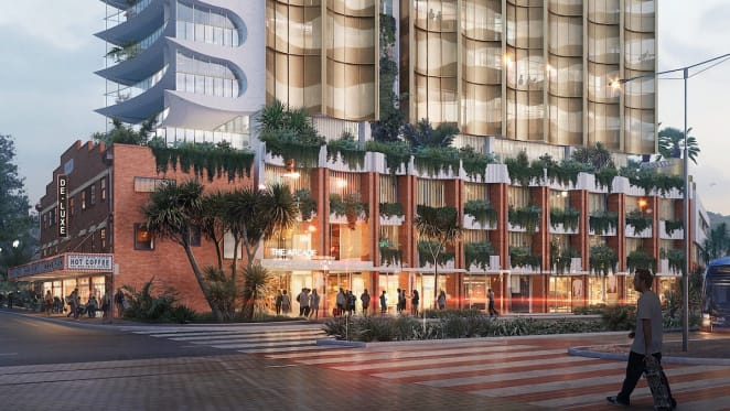 De-Luxe apartments set to tower over Old Burleigh Theatre site