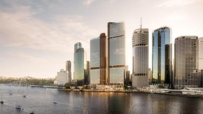 Property giant, Dexus, lodge plans for $2.1 billion Brisbane waterfront renewal