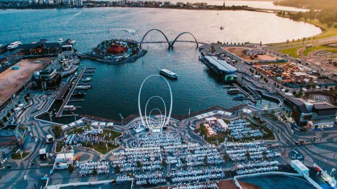 Perth's Elizabeth Quay named UDIA's best for urban renewal
