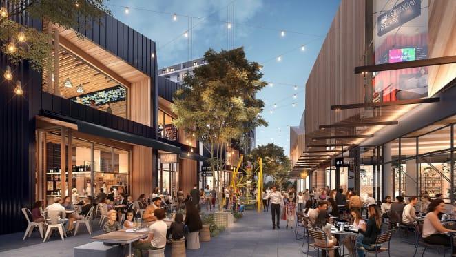 Australia needs to 'urbanise the 'burbs', says Mike Day