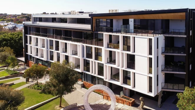 Sentinel's Element 27 in Perth sets green benchmark in emerging Build to Rent sector