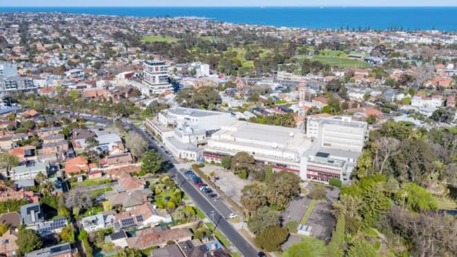 ABC's last remaining landholding in Elsternwick VIC listed