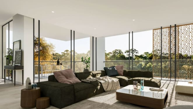 Final 217 East Terrace, Adelaide luxury apartment offering