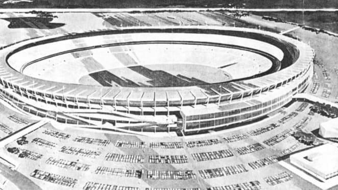 1960s plans for Waverley Park expansion: South East Melbourne dodged a bullet
