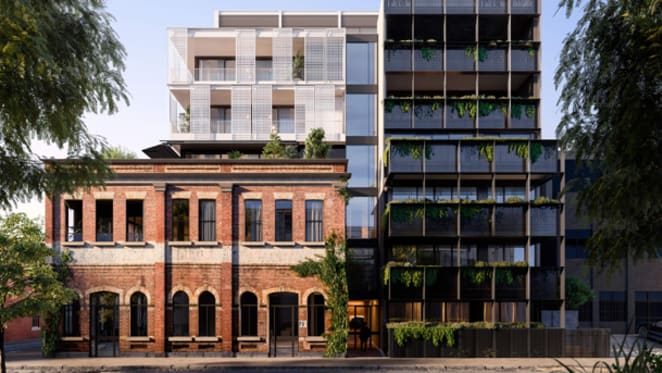 Renowned developer Michael Piccolo discusses exciting new project 'Fitzroy House'