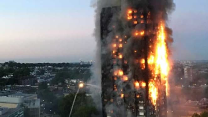 Report outlines 4 safe non-flammable cladding products