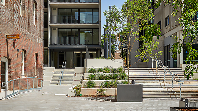 Joint Venture partners celebrate Flour Mill of Summer Hill completion