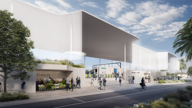 Construction kicks off on new Frankston Station