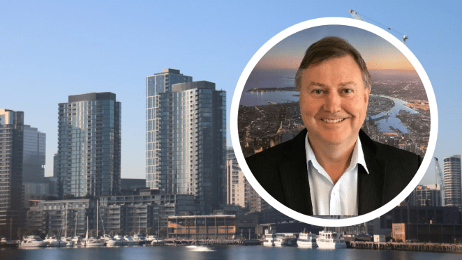 Development Victoria appoints Geoff Ward to lead its Precincts team