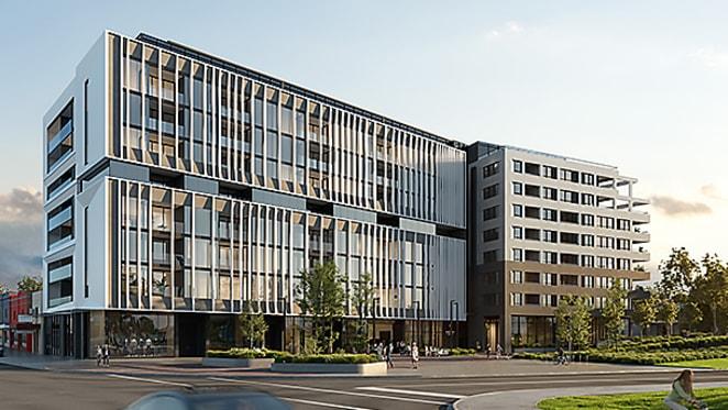 Glenarm Square to transform Gardiner Station into a thriving community space