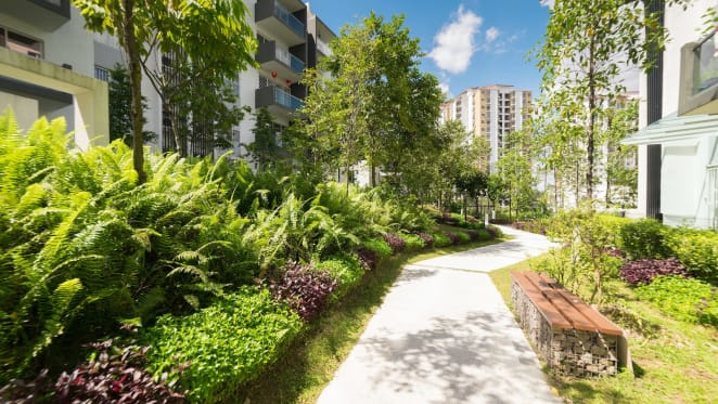 Gardens to be compulsory in more Victorian apartment complexes
