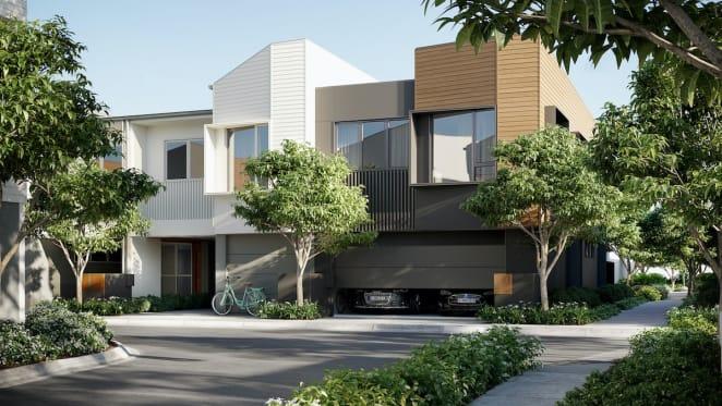 Sales flurry sees Cedar Woods bring forward third release of Greville terraces in Brisbane's Wooloowin