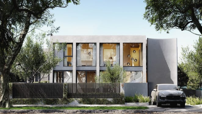 Gurner expands in to luxury home building, starting in Armadale