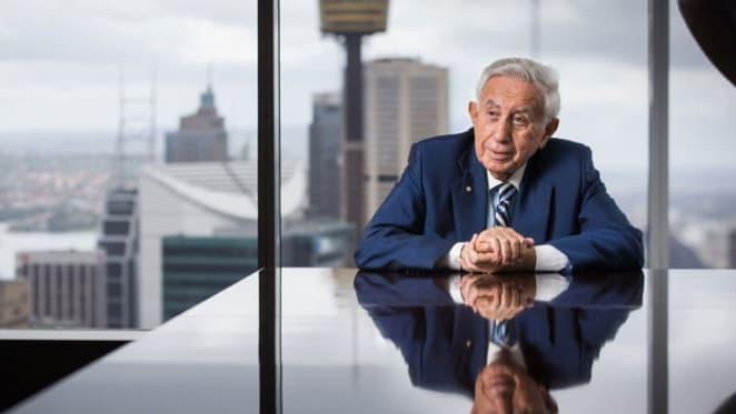 Billioniare Harry Triguboff again highlights property pathway onto AFR Rich List
