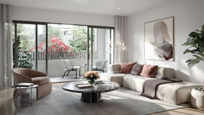 Why Stockland's Altona North townhome development Haven is so popular among first home buyers