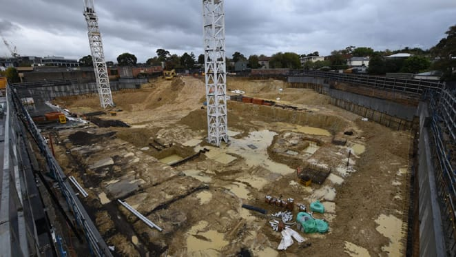 Hawthorn Park construction update