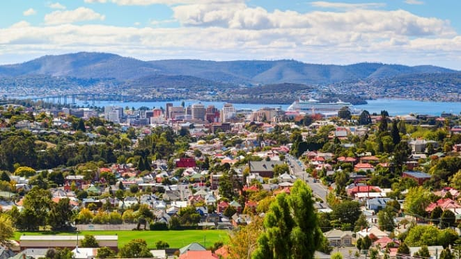 Hobart and regional Tasmania units are selling quick and at big profits