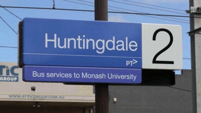 Heavy rail 'between Monash University's campuses'? Hold your horses